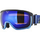Alpina Scarabeo MM S3 Goggles blå/sort